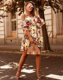 Φόρεμα - κώδ. 1402 - 2 - φλοράλ