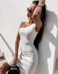 Φόρεμα - κώδ. 6412 - λευκό