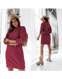 Φόρεμα - κώδ. 129 - μπορντό