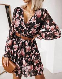 Φόρεμα - κώδ. 2515 - πολύχρωμο