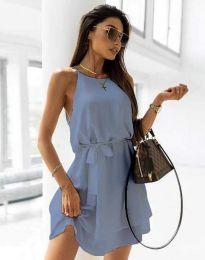 Φόρεμα - κώδ. 9968 - γαλάζιο