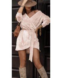 Φόρεμα - κώδ. 238 - ροζ