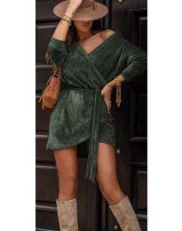 Φόρεμα - κώδ. 238 - πράσινο