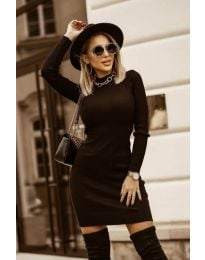 Φόρεμα - κώδ. 0608 - μαύρο