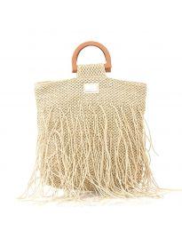 Τσάντα - κώδ. MS-3001 - μπεζ