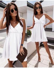 Φόρεμα - κώδ. 1000 - λευκό