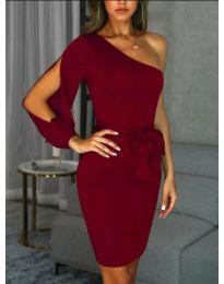 Φόρεμα - κώδ. 0579 - 1 - μπορντό