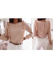 Μπλούζα - κώδ. 4171 - ροζ