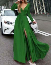 Φόρεμα - κώδ. 3428 - πράσινο