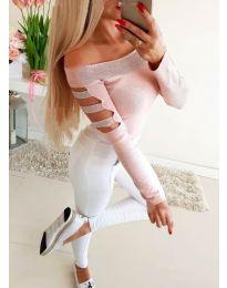 Μπλούζα - κώδ. 3470 - ροζ