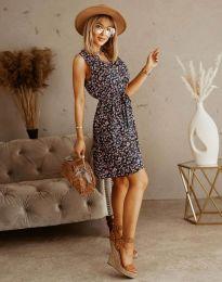 Φόρεμα - κώδ. 6123 - πολύχρωμο
