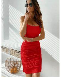 Φόρεμα - κώδ. 603 - κόκκινο