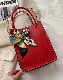 Τσάντα - κώδ. B460 - κόκκινο