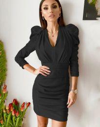 Φόρεμα - κώδ. 7937 - μαύρο