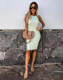 Φόρεμα - κώδ. 2720 - μέντα