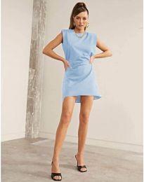 Φόρεμα - κώδ. 625 - γαλάζιο