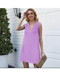 Φόρεμα - κώδ. 1429 - μωβ