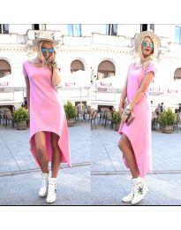 Φόρεμα - κώδ. 336 - ροζ