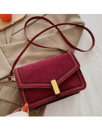 Τσάντα - κώδ. B160 - μπορντό