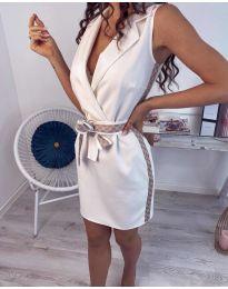 Φόρεμα - κώδ. 123 - λευκό