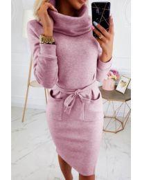 Φόρεμα - κώδ. 219 - ροζ
