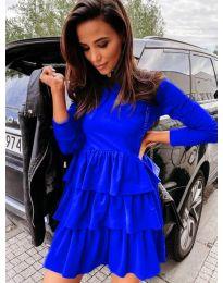 Φόρεμα - κώδ. 3109 - μπλε