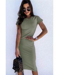 Φόρεμα - κώδ. 682 - πράσινο