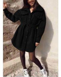 Φόρεμα - κώδ. 0707 - μαύρο