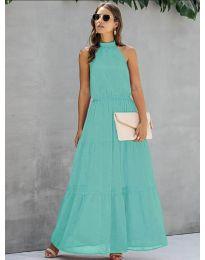 Φόρεμα - κώδ. 8855 - πράσινο