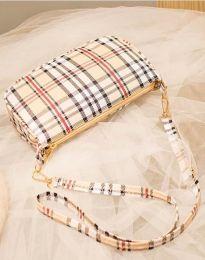 Τσάντα - κώδ. B270 - μπεζ