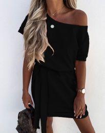 Φόρεμα - κώδ. 6737 - μαύρο