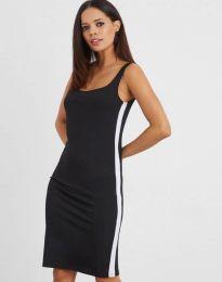 Φόρεμα - κώδ. 1253 - μαύρο