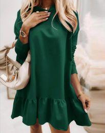 Φόρεμα - κώδ. 9376 - πράσινο