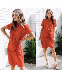 Φόρεμα - κώδ. 835 - κόκκινο