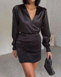 Φόρεμα - κώδ. 0395 - 3 - μαύρο