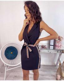 Φόρεμα - κώδ. 123 - μαύρο