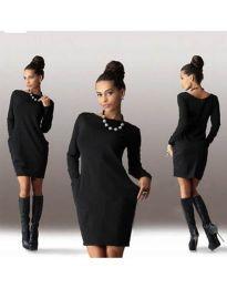 Φόρεμα - κώδ. 341 - μαύρο