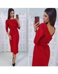 Φόρεμα - κώδ. 974 - κόκκινο