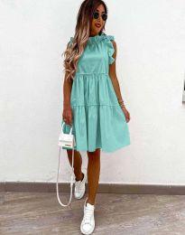 Φόρεμα - κώδ. 2663 - μέντα