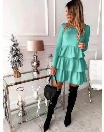 Φόρεμα - κώδ. 966 - μέντα