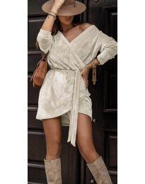 Φόρεμα - κώδ. 238 - μπεζ