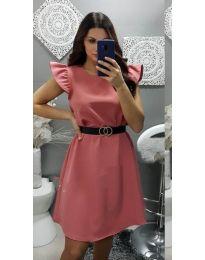 Φόρεμα - κώδ. 703 - κοραλί