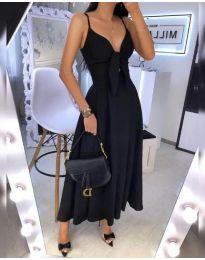Φόρεμα - κώδ. 2239 - μαύρο