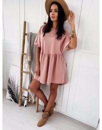 Φόρεμα - κώδ. 789 - ροζ