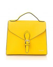 Τσάντα - κώδ. R1068 - κίτρινο