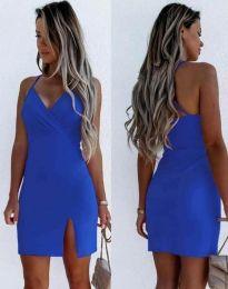 Φόρεμα - κώδ. 8979 - μπλε