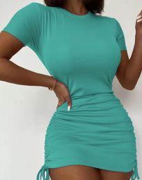 Φόρεμα - κώδ. 5569 - τυρκουάζ