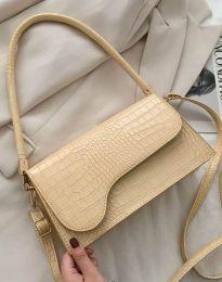 Τσάντα - κώδ. B426 - μπεζ