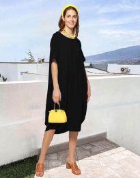 Φόρεμα - κώδ. 5554 - μαύρο