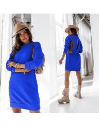 Φόρεμα - κώδ. 129 - μπλε